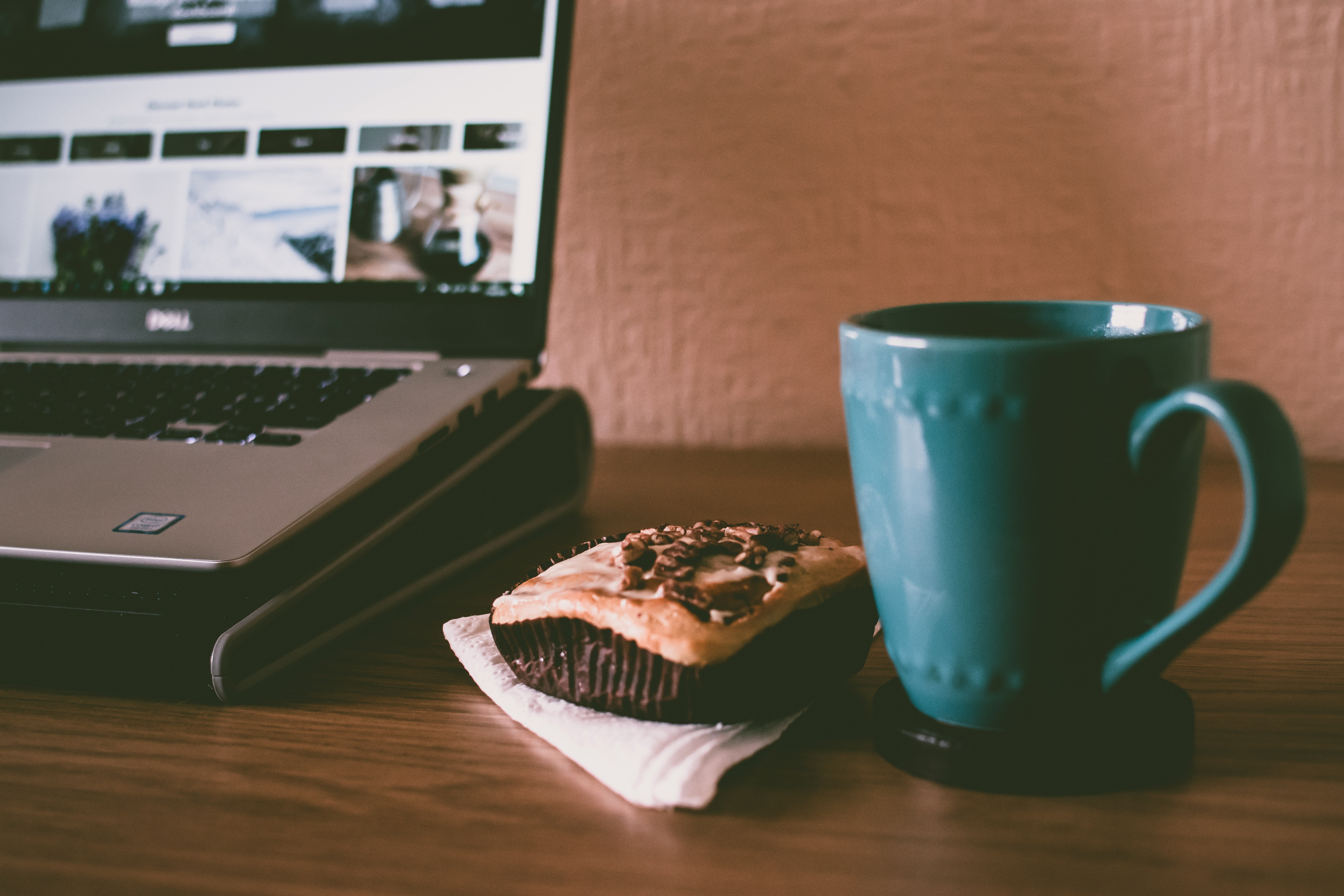 coffee with laptop3